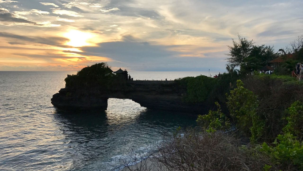Tanah Lot-scenic beauty