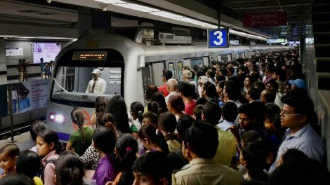 Metro hassled commuters