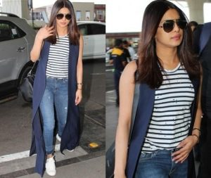 Priyanka Chopra in Denims